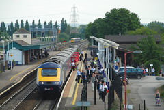 Didcot. (curly42) Tags: didcot 125 hst class43 fgw