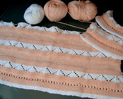 LLanas Stop Baby Lace Sweater