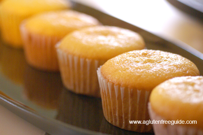 Betty Crocker Gluten-Free Yellow Cake Mix Cupcake Recipe 2