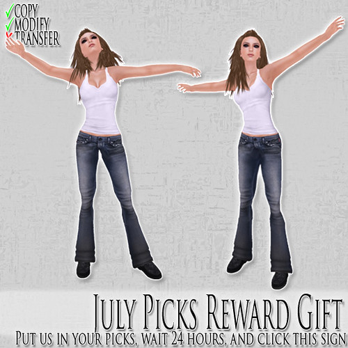 [ImpEle] July Picks Rewards