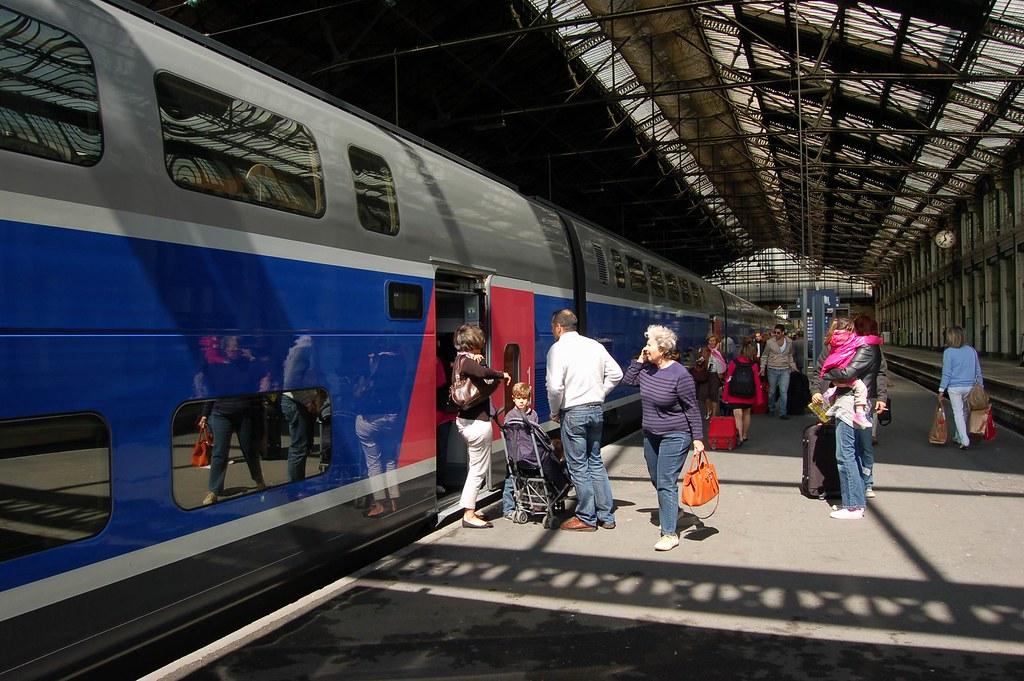 TGV Paris to Nice
