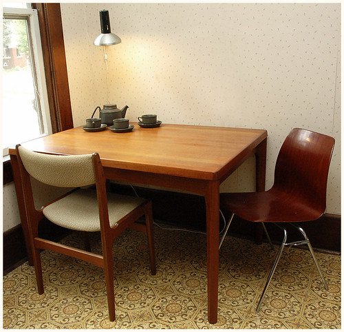 Vejle Stole Mobelfabrik- Teak Table