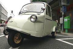 ダイハツ ミゼット MP4