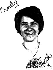 Ruth Klammer - Graduation Picture