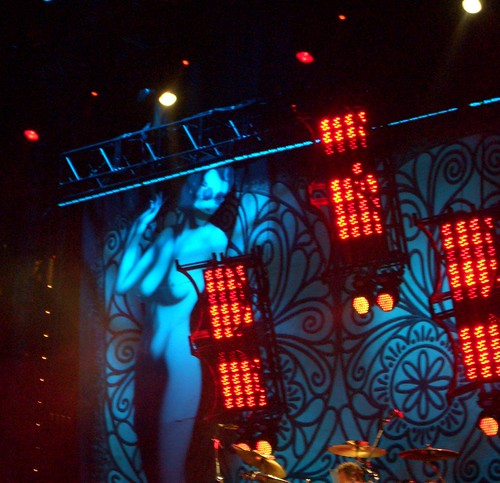 Jane's Addiction Stage