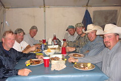 Wyoming Elk Hunting Trip by Alice E2010