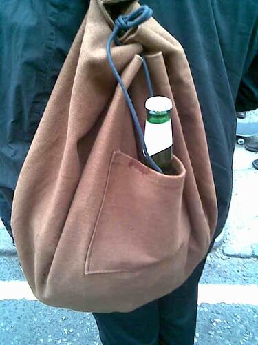 paddy beer bag