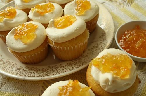 Citrus Tea Cupcakes 1