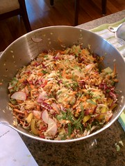 summer super veggie slaw (epic_stl) Tags: summer salad vegetarian parve