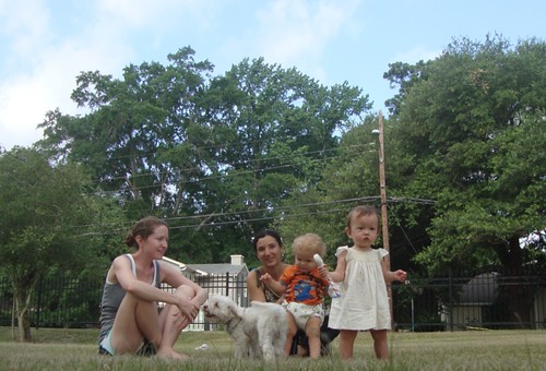 Madeline, Carolina, Felix, Nanette by trudeau