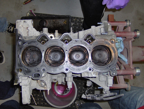 diy engine teardown rebuild scion xb forum