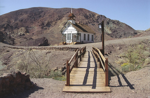 Old Church (Calico Ghost Town)