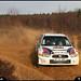 Rallye Sunseeker 2009: Sean Devine - Subaru Impreza WRC S11
