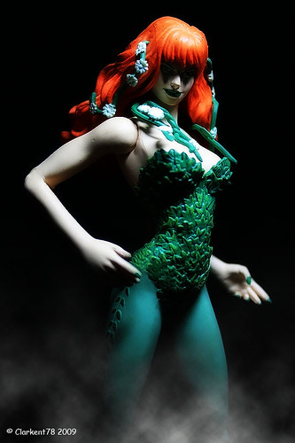 poison ivy pictures from batman. Evil Poison Ivy (DC Direct