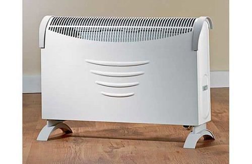 winterwarm convector heater 2kw  £8