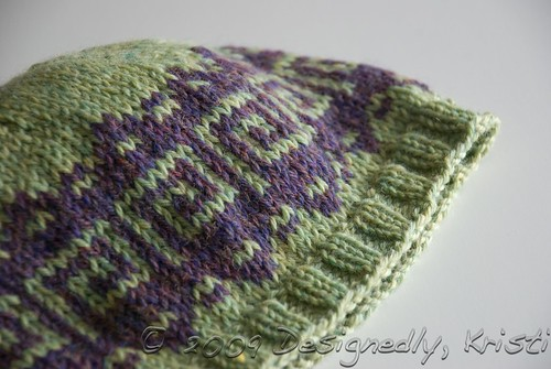 Colorwork Hat The Fifth