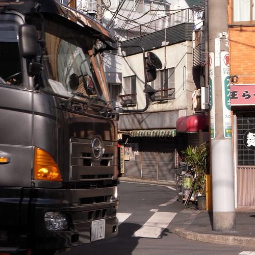 三河島、仲町商店街