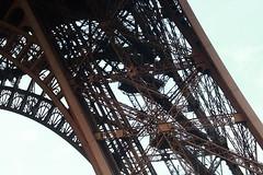 Eiffel Tower (Matthew Black) Tags: paris france building tower skyscraper europe