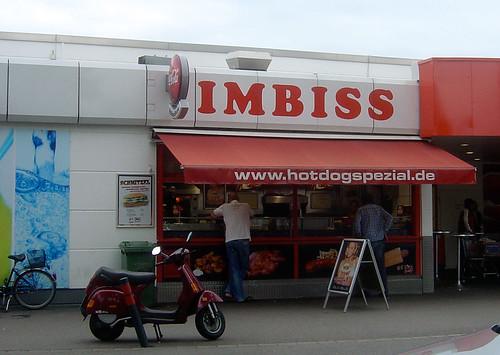 hotdogspezial - Karlsruhe