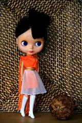 Maya's orange dreams (11/52)
