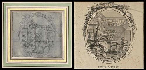 Gravelot - Imprimerie