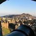 013mhoover, old town edinburgh from edinburgh castle, scotland