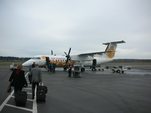Air Canada Jazz Dash 8-300