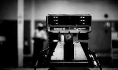 Special 95   082.365 (Stephan Geyer) Tags: old blackandwhite bw monochrome contrast canon blackwhite dubai dof bokeh 85mm gasstation arabic explore 5d canon5d petrol canoneos5d project365 explored 8512 85l ef85mmf12lusm canon5dclassic