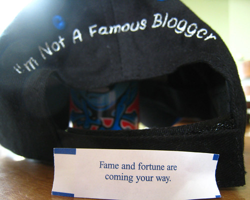 Fame and Fortune are Coming Your Way