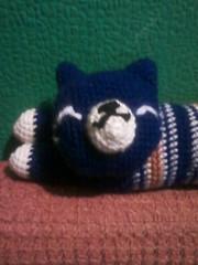 Gato. (Ani Lidia) Tags: happy gato poop amigurumi medusa torta pulpo osito