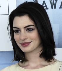 Hollywood, Anne Hathaway (Pulicciano) Tags: pictures california santa red sexy film beauty carpet actors los media dress angeles spirit award monica independent hollywood actress actor paparazzi awards elegant press interview diva independet pulicciano