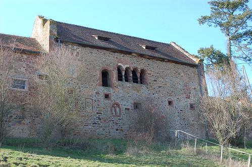 Palas des Kloster Konradsdorf