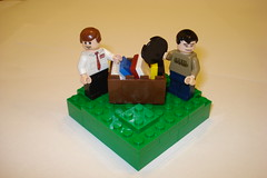 Now, some of these are limited... (Dawn of the Brick) Tags: lego zombie shaunofthedead apocalego