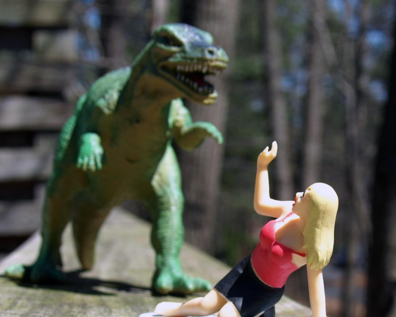 Prehistoric Terror!!