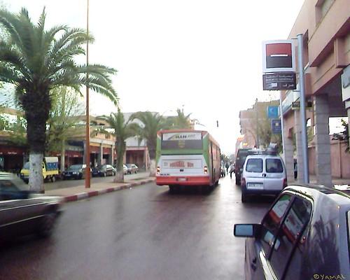 Berkane شارع محمد الخامس