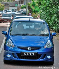 IMG_0780 (Steve Nibourette) Tags: cars honda jazz toyota modified civic seychelles gt jdm starlet