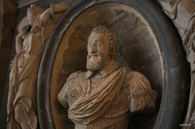 Gisant d'Henri IV