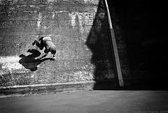 Hank McCoy (Laurent Filoche) Tags: france freerunning toulouse parkour yamakasi notcropped bonzography parkourportfolio