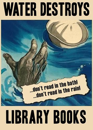 Library propaganda!
