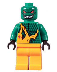 Killer - Who is talking about Lego Killer Croc 2013
