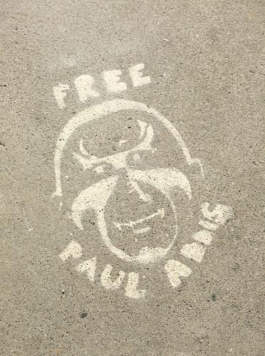 Free Paul Addis