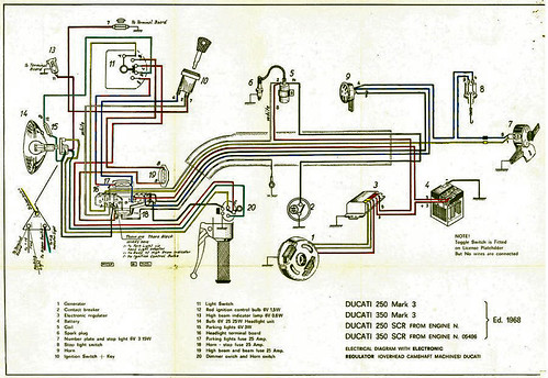 Ducati darmah wiring diagram wiring diagram shovelhead wiring-diagram ducati bevel wiring diagram wiring diagramducati 350 bevel single wiring diagram a photo on flickriverducati 350