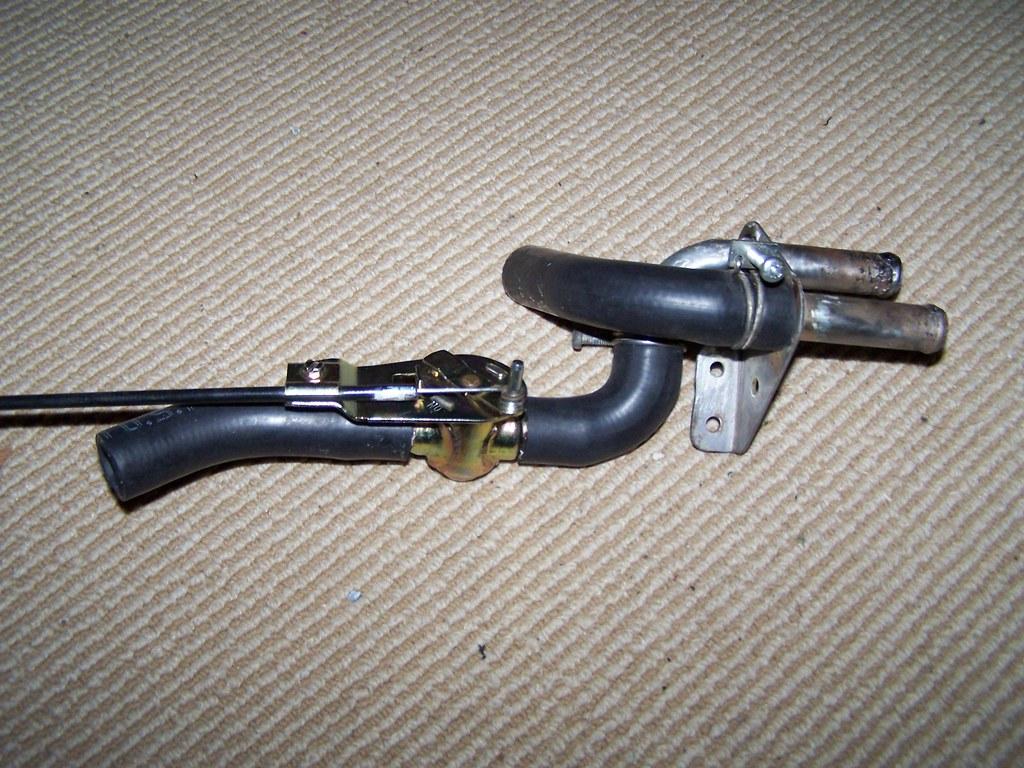 new heater valve 1