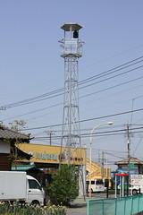 山田の火の見櫓(川越市)