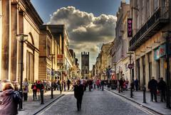 Bold Street (BarneyF) Tags: street people urban liverpool hdr merseyside photomatix boldstreet 3exp