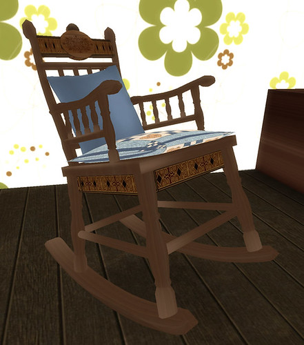 Review - Belle Belle - A Quiet Moment chair