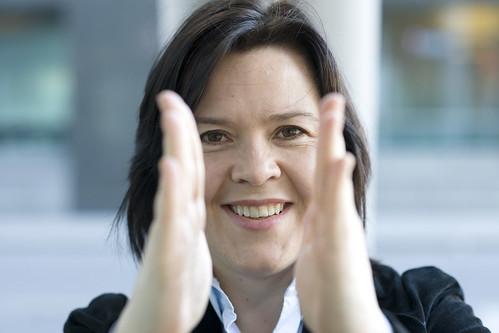 Elisabeth Holvik, sjeføkonom, SpareBank 1 Gruppen
