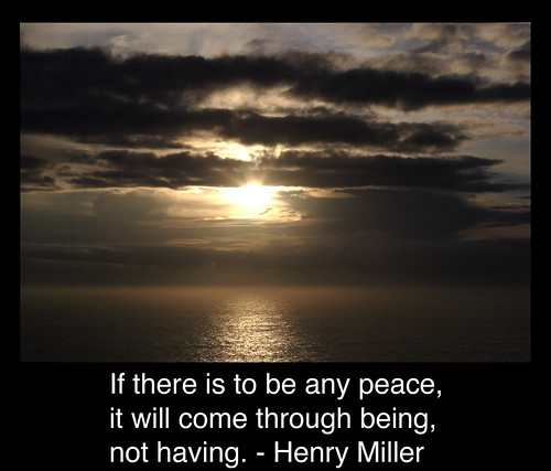 If there is to be any peace...