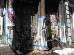 Covered (adoublec) Tags: nyc newyork beer nbc centralpark loureed transformers timessquare andywarhol empirestatebuilding rockefeller watchmen esquire optimusprime muhammadali bape