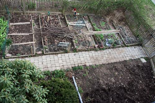 garden aerial